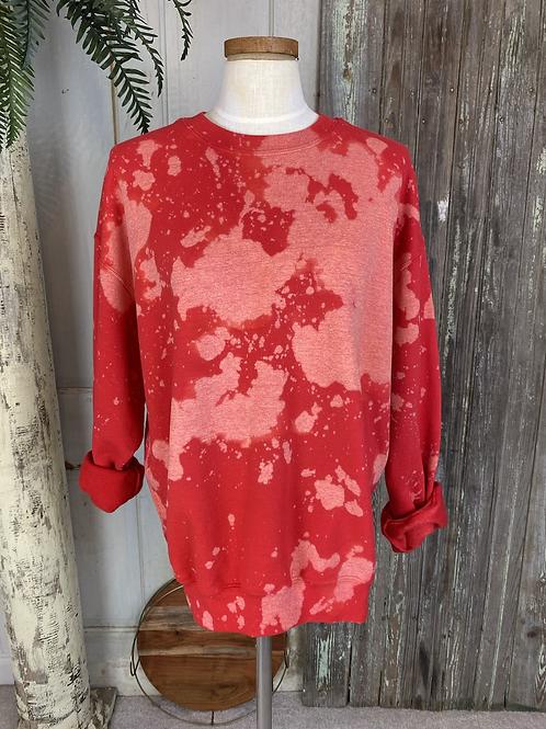 Angel Wing Bleach Sweatshirt