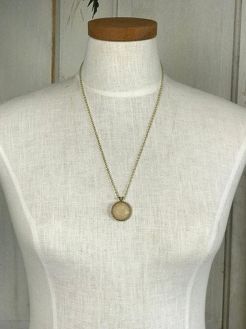 Medium Gold Layering Necklace