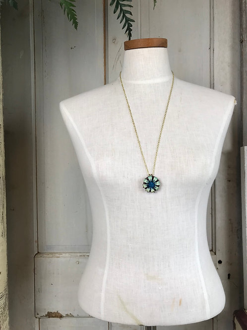 Long Gold Layering Necklace