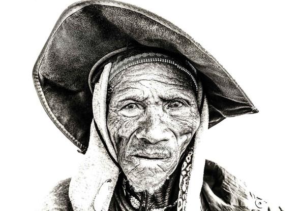Old Man of Xai Xai
