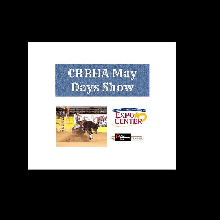 CRRHA May Days Show