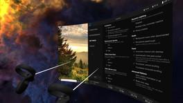 Virtual Desktop en la tienda oficial de Oculus Quest