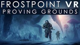 "El 1 de diciembre llegará ""Frostpoint VR: Proving Grounds"""