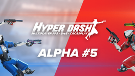 """""""Hyper Dash"""" y su versión Side Quest Alpha será dado de baja por un lanzamiento más completo"""