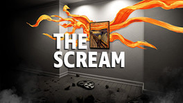 """The Scream VR"" un corto sobre la pintura de Edvard Munch"