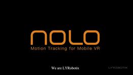 La empresa NOLO presentará un visor con tecnología de posicionamiento ultrasónico y todo en uno