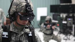 Entrenamiento militar con realidad virtual