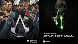 Assassin's Creed & Splinter Cell llegan a la realidad virtual