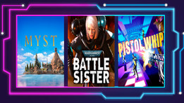 """""""Myst"""", """"Warhammer 40,000"""" y otros juegos con lanzamientos en diciembre"""