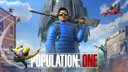 """Population: One"" El nuevo battle royal para realidad virtual"
