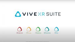 """""""Vive XR Suite"""" de HTC para empresas y escuelas"""