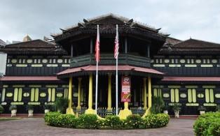 Kelantan - Istana Jahar