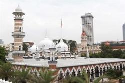 KL - Sultan Abdul Samad Mosque