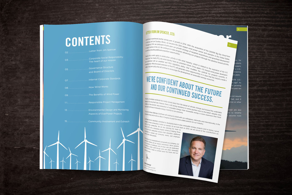 Everpower Corporate Report