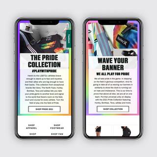 Pride 2021 - Mobile