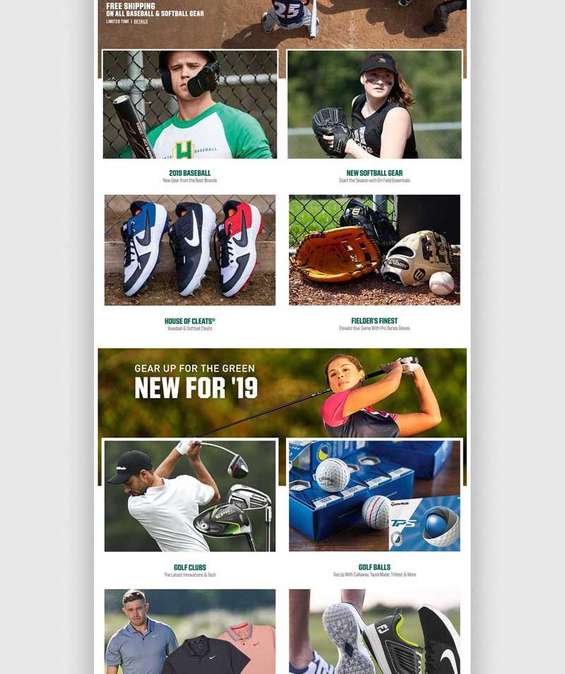 DICK'S Homepage: February