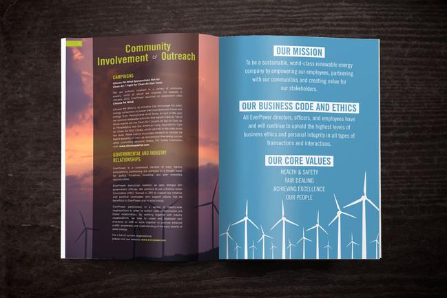 Everpower Corporate Report