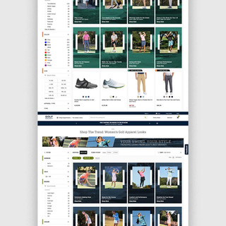 Golf Softlines Experience