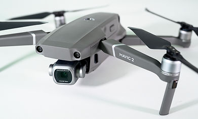 drone for aerial stills and video