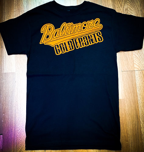 Baltimore Gold Fronts T-Shirts