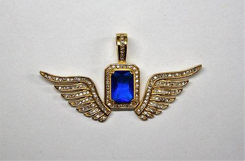 Wing Medallion