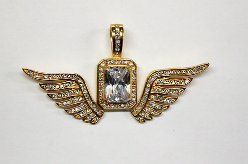 Wing Medallion