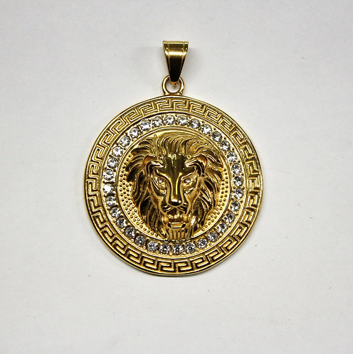 Versace Medusa Lion Head