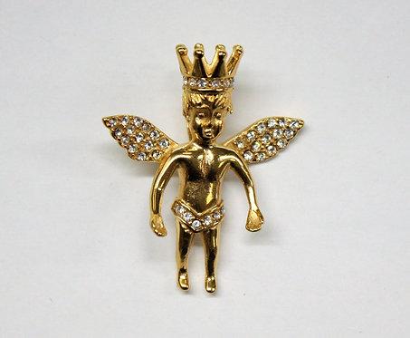 Crowned Angel