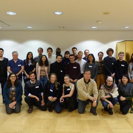 Réseau des participants au Japan Workshop