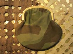 SMALL ;CLASSIC SQUARE GREEN CAMO