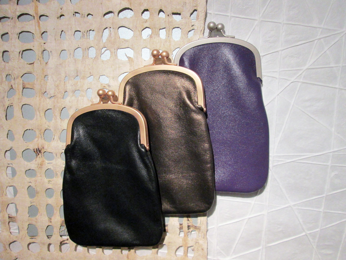 PHONE / GLASSES CASES