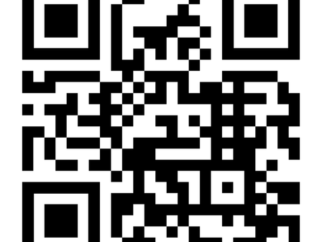 What's the deal with those QR codes?