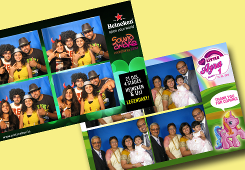 Picturebox - Bangalore's first Photobooth Rental