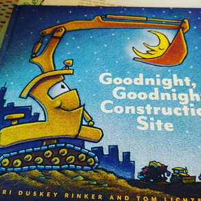 Story Time: Good Night, Good Night Construction Site