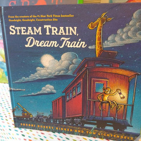 Story Time: Steam Train, Dream Train