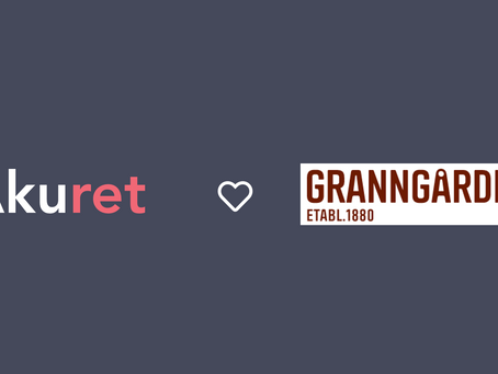 Granngården selects Akuret to enhance its omnichannel customer experience