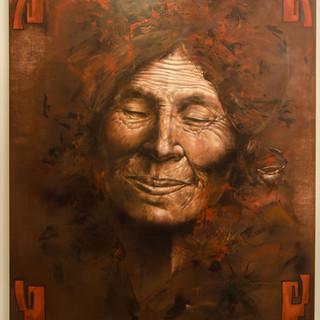 """""""Pacha Mama"""" (sold)"""