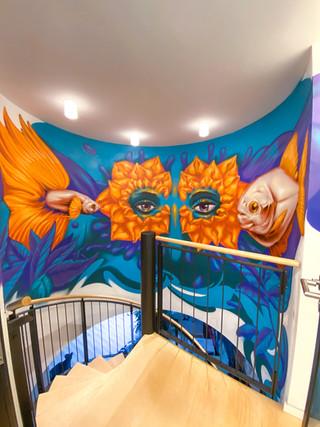 Adabay Mural Interior Wallart