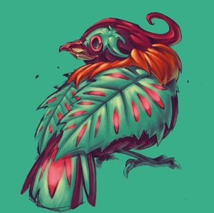 """Rainbowbird"""