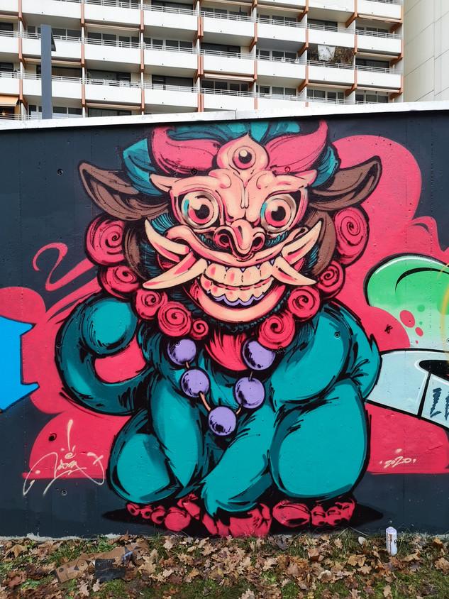 Monkey Demon