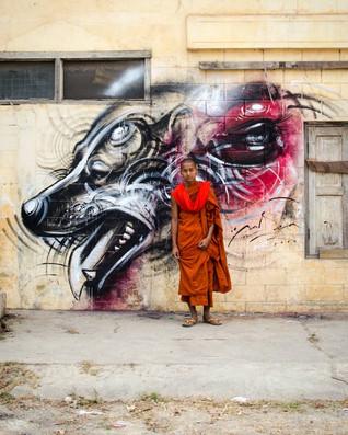 Monk & Dog