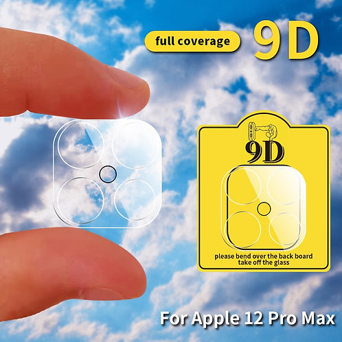 Ultra Thin Glass for iPhone 12 5.4'' 12 Pro Max 9D MAX 12 Pro 6.1'' Films