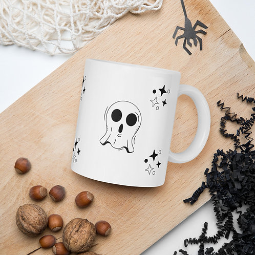 To cute to be scary Mug