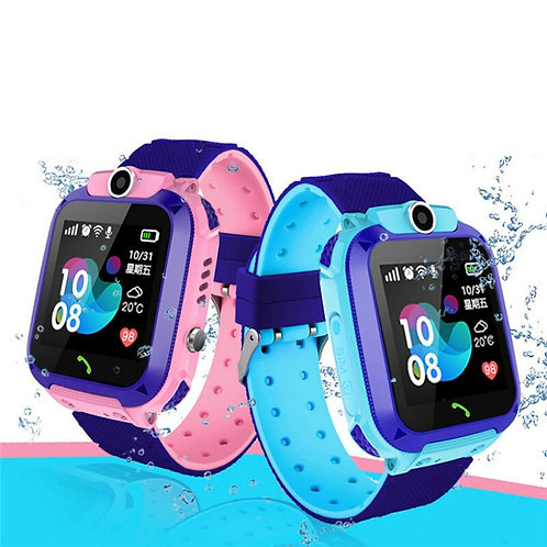 Waterproof Kids Q12 Smart Watch SOS Anti-Lost Smartwatch