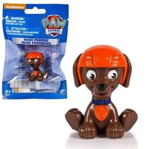 Paw Patroling Mini Figures Kids Toy 1 PCs Zuma Figure