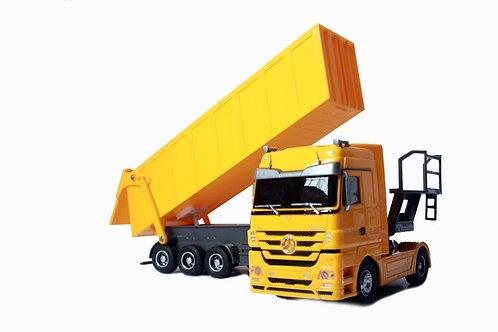 BIG RC Toy 2.4GHZ Dumper Tilting Cart Remote Control