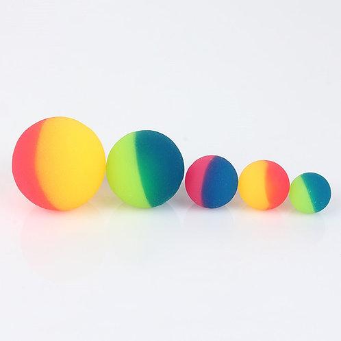 3Pcs/Set Colorful Toy Ball Mixed