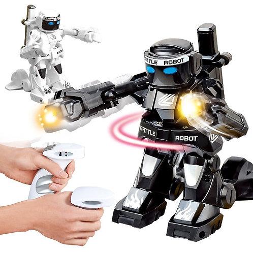 RC Battle Fighting Robot Remote Control Body Sense Control Smart Intelligent