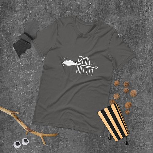 Bad witch Short-Sleeve Unisex T-Shirt