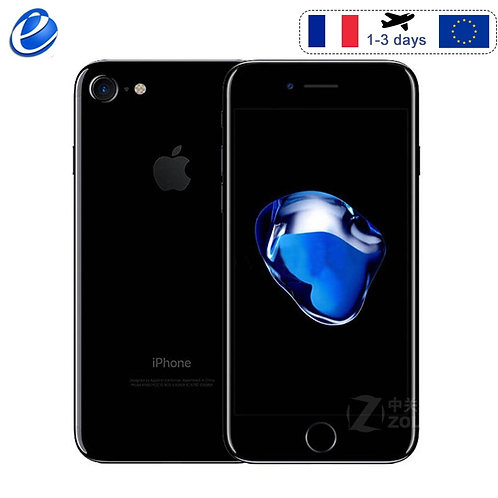 Unlocked Apple iPhone 7 Fingerprint 4G LTE Global 32/128gb ROM IOS Mobile Phone
